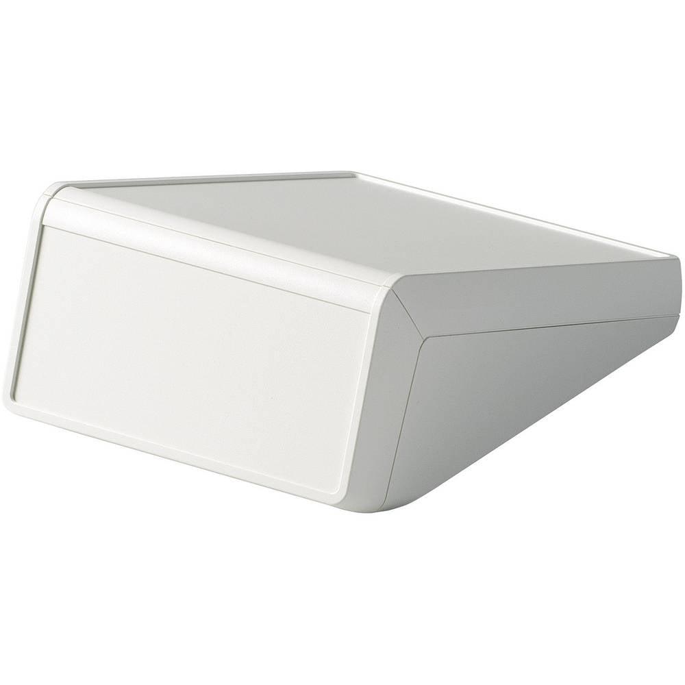 OKW D4056317-Konzolno kućište, ABS sivo/bijelo, 148x210x80/25mm