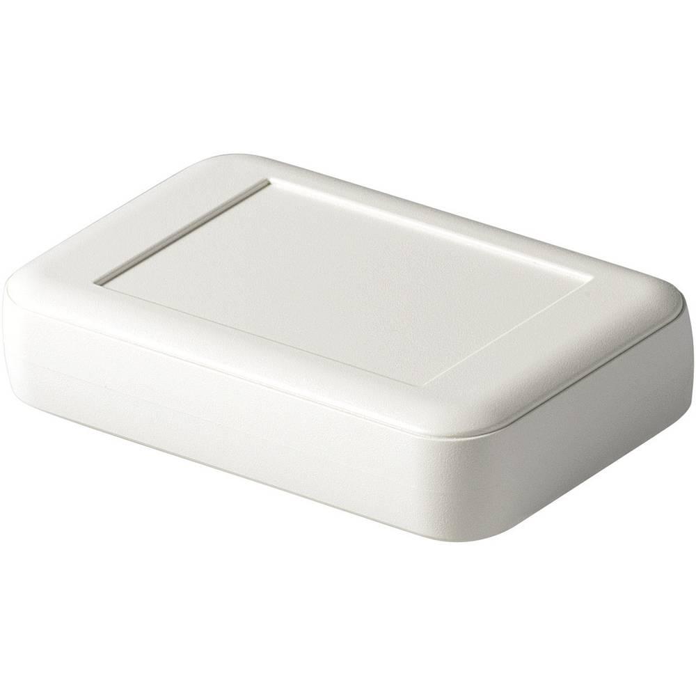 OKW D9052277-Zidno/stolno kućište, ABS sivo/bijelo, 73x117x27mm