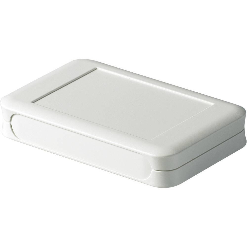 OKW D9053107-Zidno/stolno kućište, ABS sivo/bijelo, 92x150x28mm