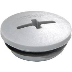 Blindprop Wiska 10064652 Polyamid Sølvgrå (RAL 7001) 1 stk