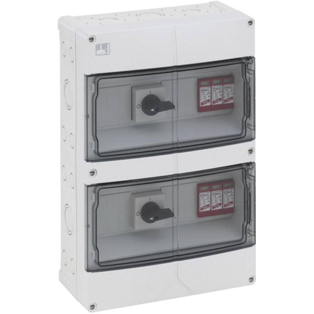 Generator-kabinet Spelsberg GF2x3 800-16 ÜSS 300 x 600 x 142 Polycarbonat 1 stk