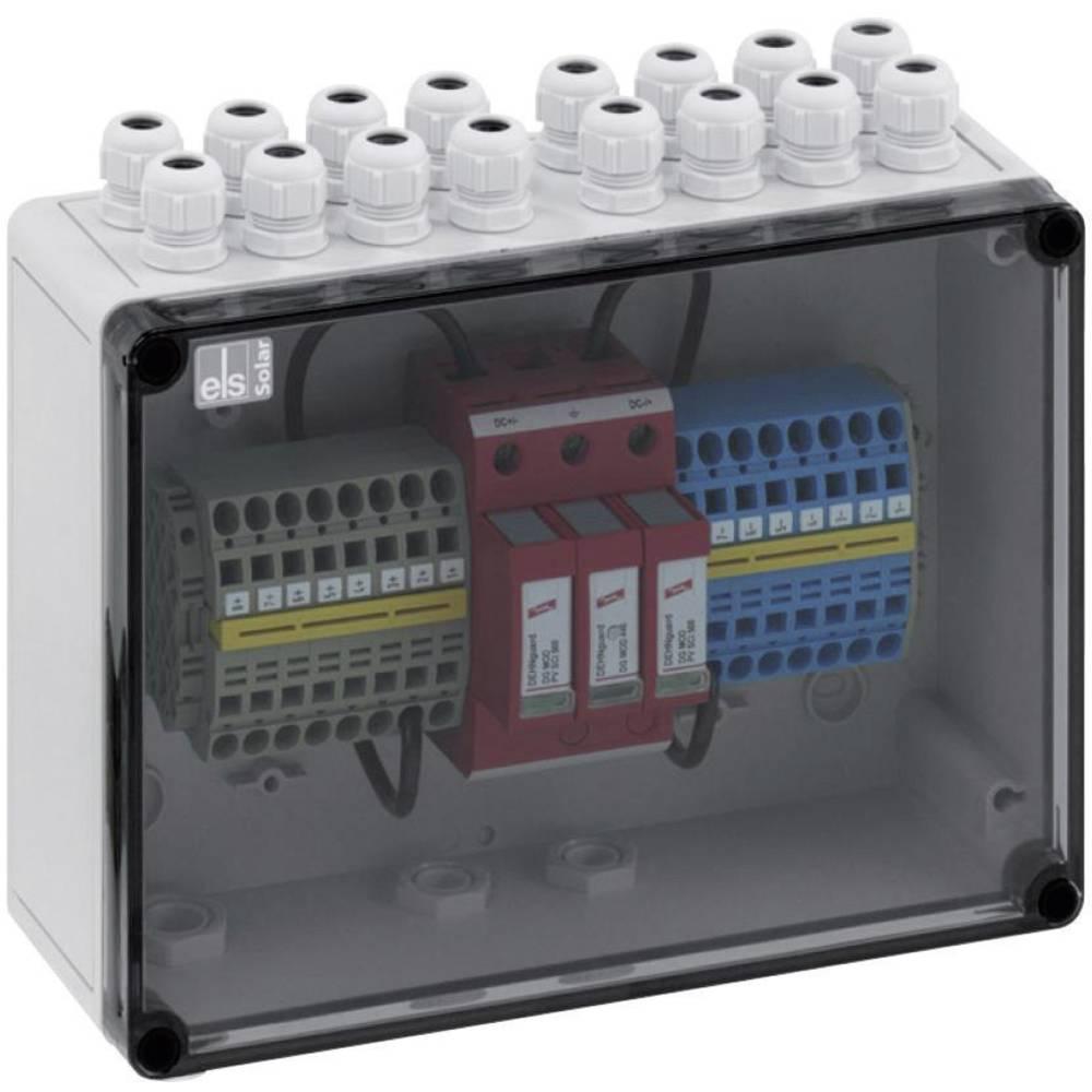 Klemmerække-kabinet Spelsberg ÜSS RK-PV 8 254 x 180 x 90 Plast 1 stk