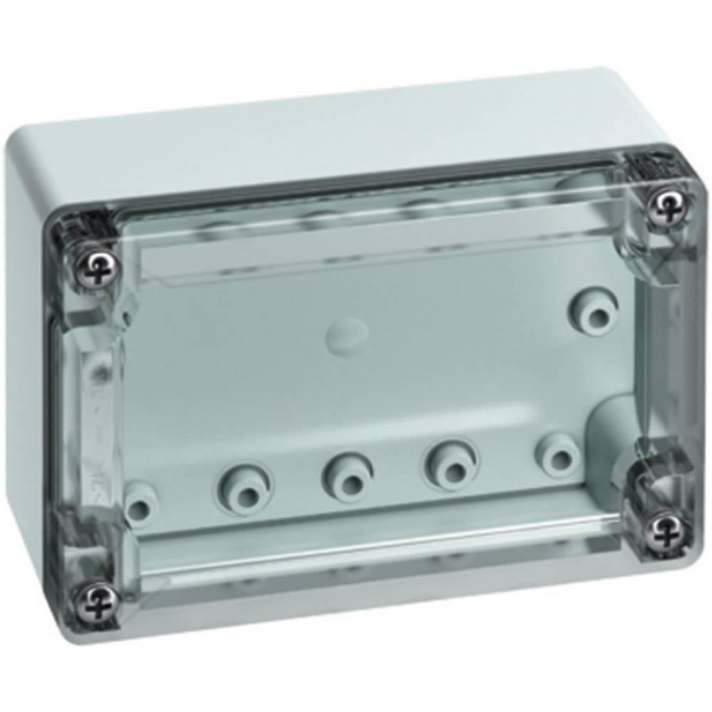 Spelsberg TG ABS 1208-6-to-Instalacijsko kućište, ABS, svijetlo sivo (RAL 7035), 122x82x55mm 10100401