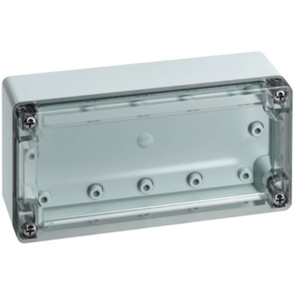 Spelsberg TG ABS 1608-6-to-Instalacijsko kućište, ABS, svijetlo sivo (RAL 7035), 162x82x55mm 10100601
