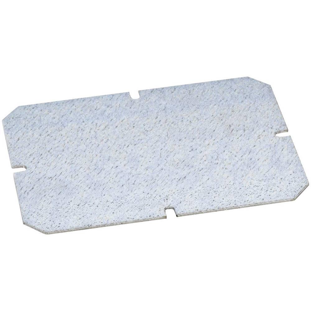 Fibox montažna ploča za TEMPOMP 2419 pocinčani čelik(1,5 mm)(DxŠ )210 mm x 160 mm 5518024