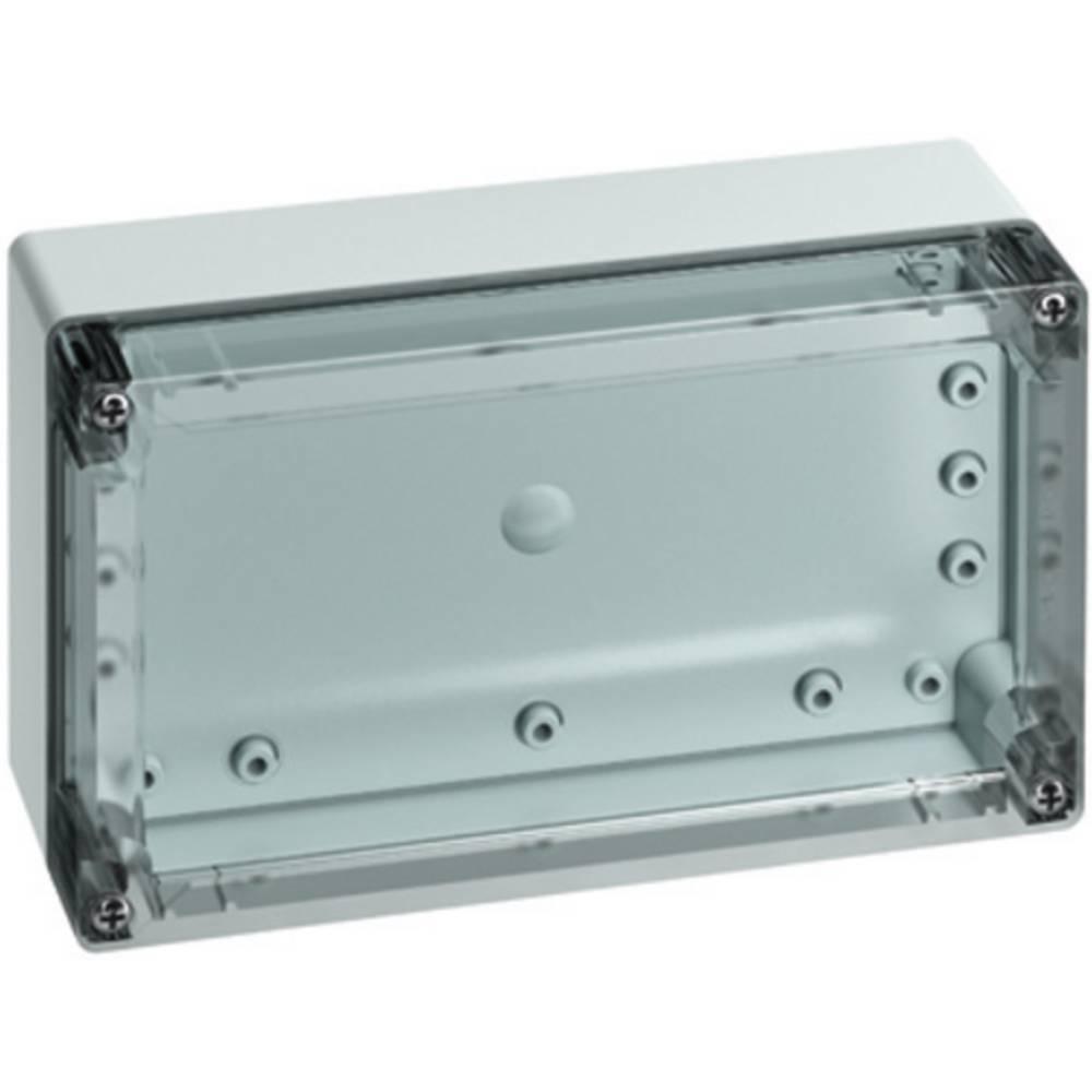 Spelsberg TG ABS 2012-8-to-Instalacijsko kućište, ABS, svijetlo sivo (RAL 7035), 202x122x75mm 10100801