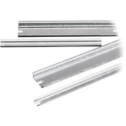 DIN-skinne Fibox TEMPO MIV 10 Ikke perforeret Stålplade 100 mm 1 stk