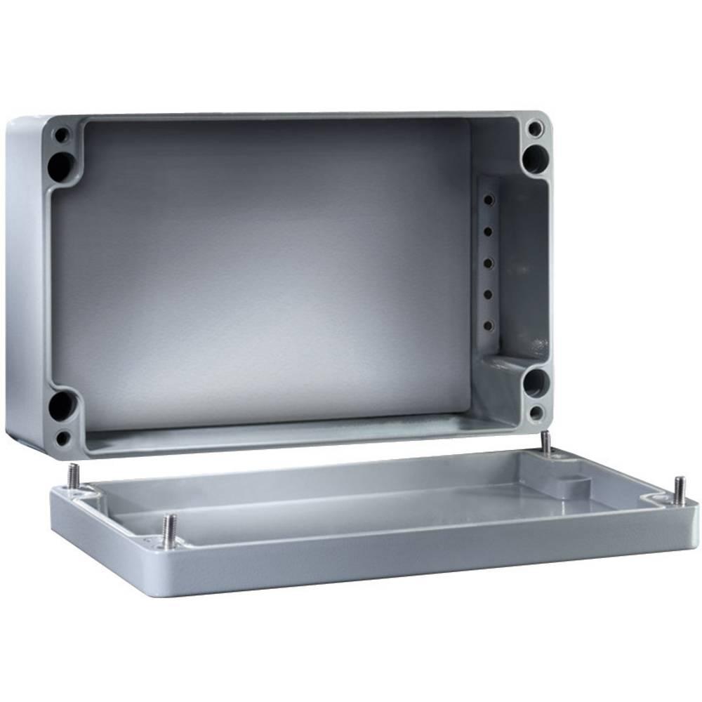 Universalkabinet 175 x 57 x 80 Aluminium Grå (RAL 7001) Rittal GA 9106210 1 stk
