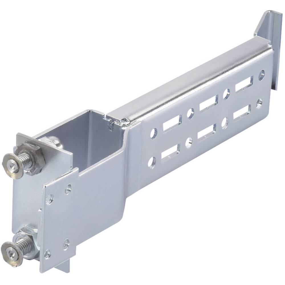 Rittal 2373210 Rail For Interior Decoration Sheet steel, galvanised, chrome-plated