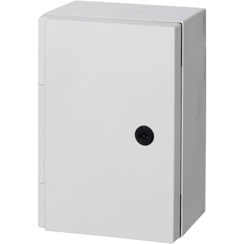 Fibox CAB P 403017-Zidno kućište, poliester, sivo (RAL 7035), 415x315x415mm 8104304