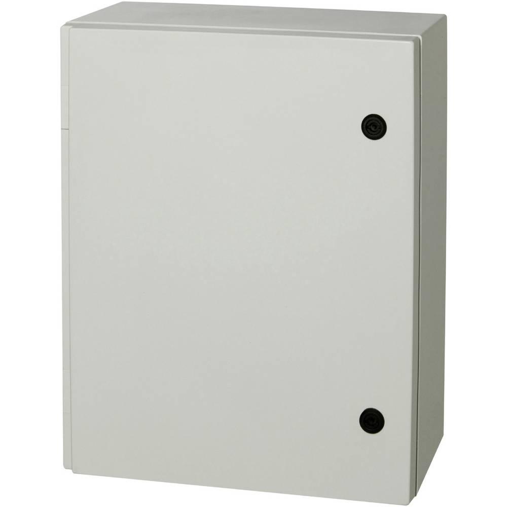 Fibox CAB P 504023-Zidno kućište, poliester, sivo (RAL 7035), 515x415x515mm 8104305