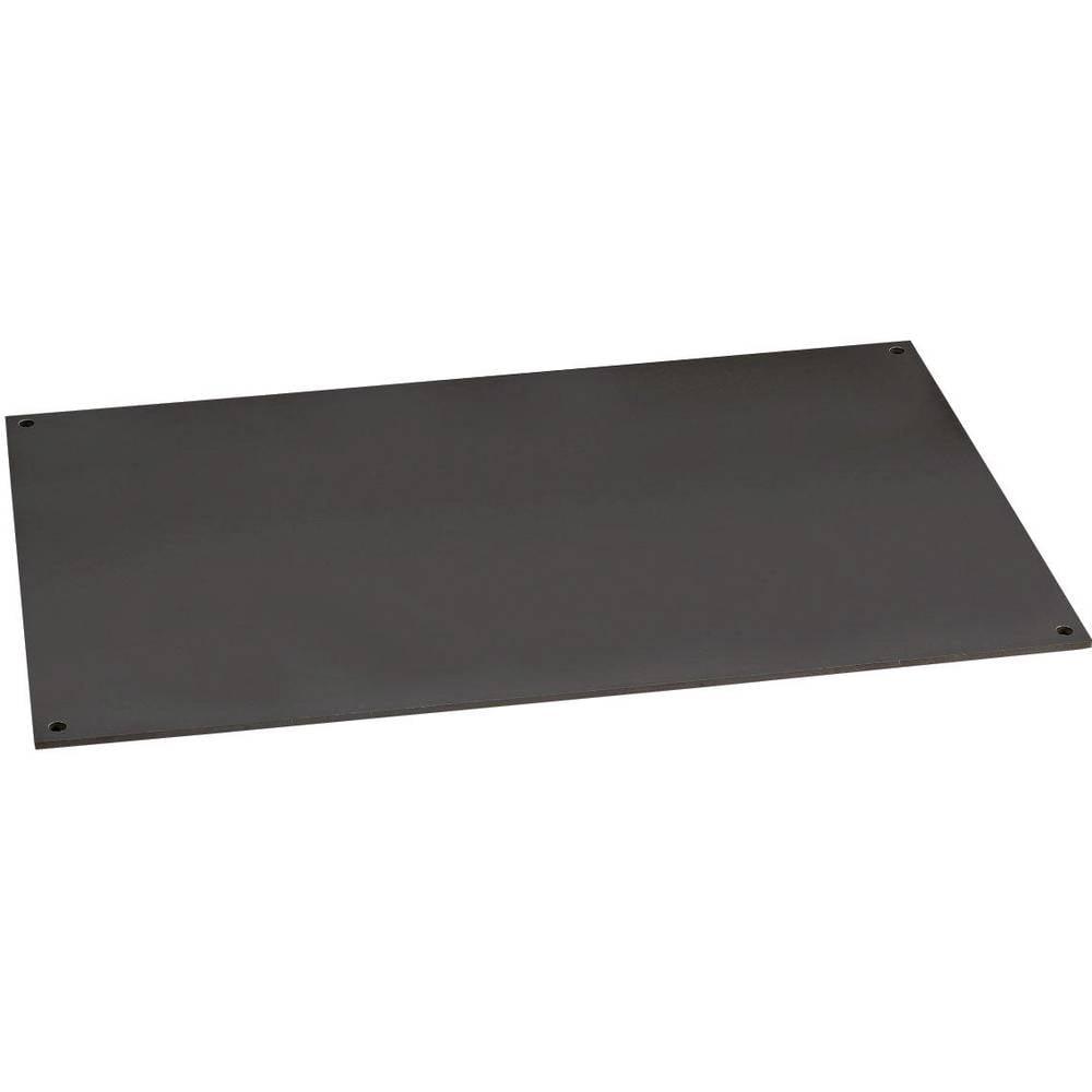 Fibox 8224030 MPX 4030 Mounting Plate For CAB P Pertinax (L x W x H) 350 x 250 x 5 mm