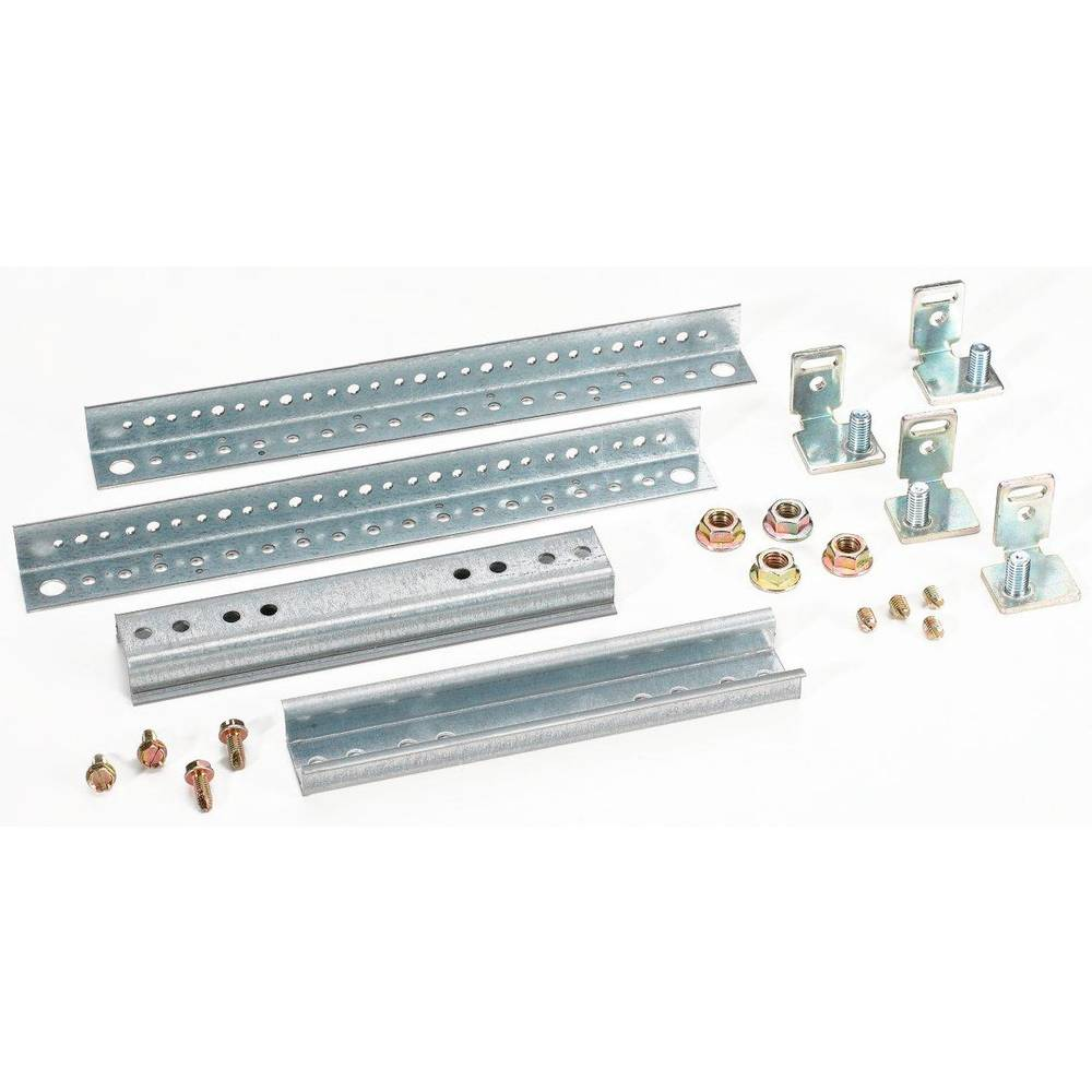 Fibox MF 5040-Montažni okvir, 450x350mm, plastični, siv (RAL 7035), za CAB P504023 8245040