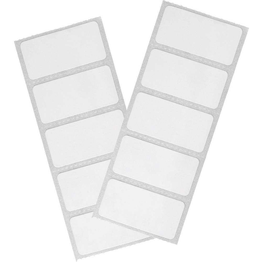 Naljepnice za označavanje Label the Cable bijela 4100 10 komada