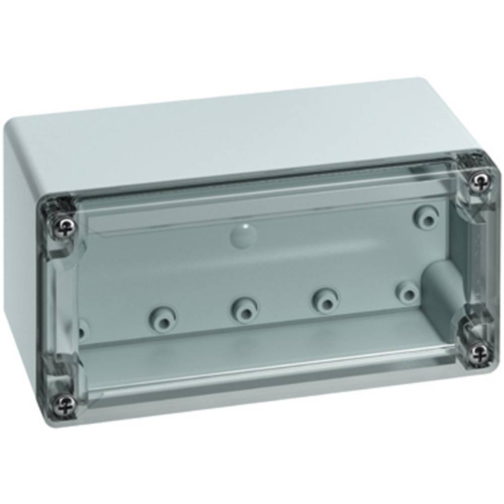 Spelsberg TG ABS 1608-9-to-Instalacijsko kućište, ABS, sivo (RAL 7035), 162x82x85mm, IP 67 10150601