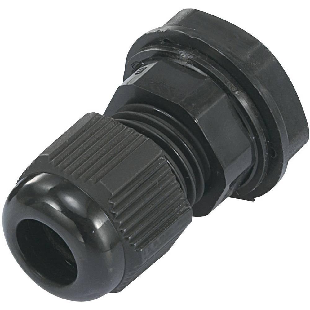 Kabelska uvodnica PG36 poliamid crne boje (RAL 9005) KSS EGRWW36 1 kom.