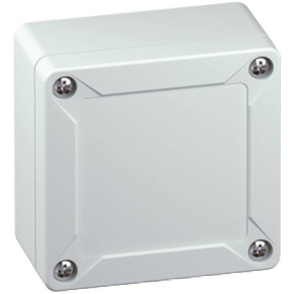 Spelsberg TG PC 88-6-o-Instalacijsko kućište, polikarbonat, svijetlo sivo (RAL 7035), 84 x 82 x 55mm, IP 67 20040301