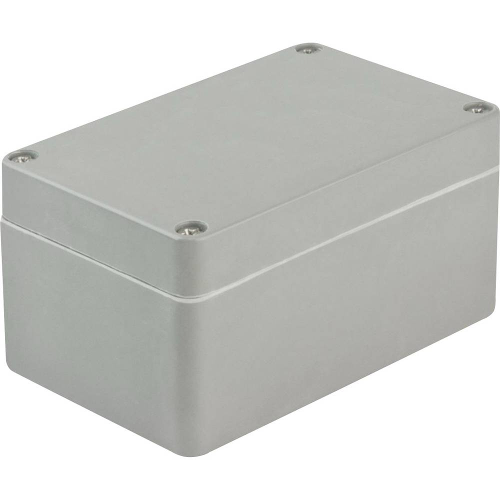 Universalkabinet 110 x 75 x 55 Polyester Sølvgrå (RAL 7001) Bopla EUROMAS P 311 1 stk