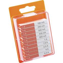 ESKA Sortiment varovalk 5 x 20 mm hitre -H- vsebina: 100 kosov 120.900