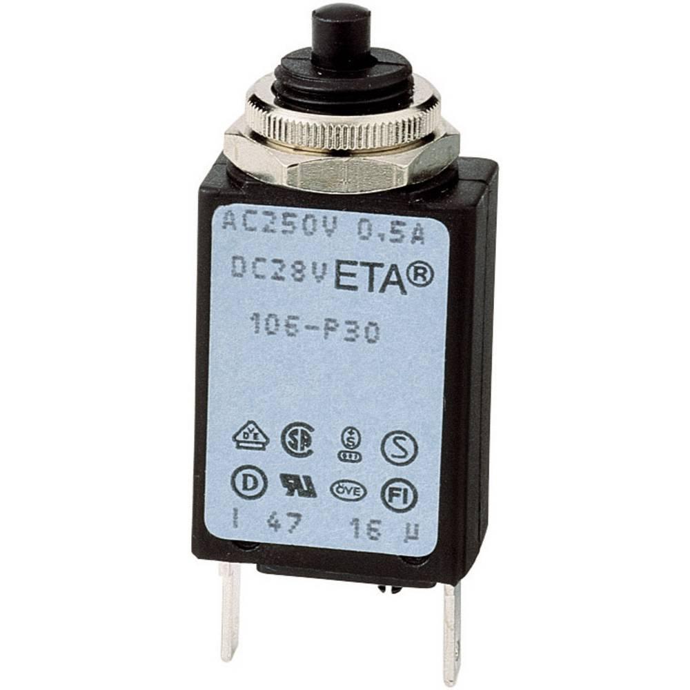 E-T-A Kratkostično stikalo 1 polno 250 V/AC 2.0 A ETA
