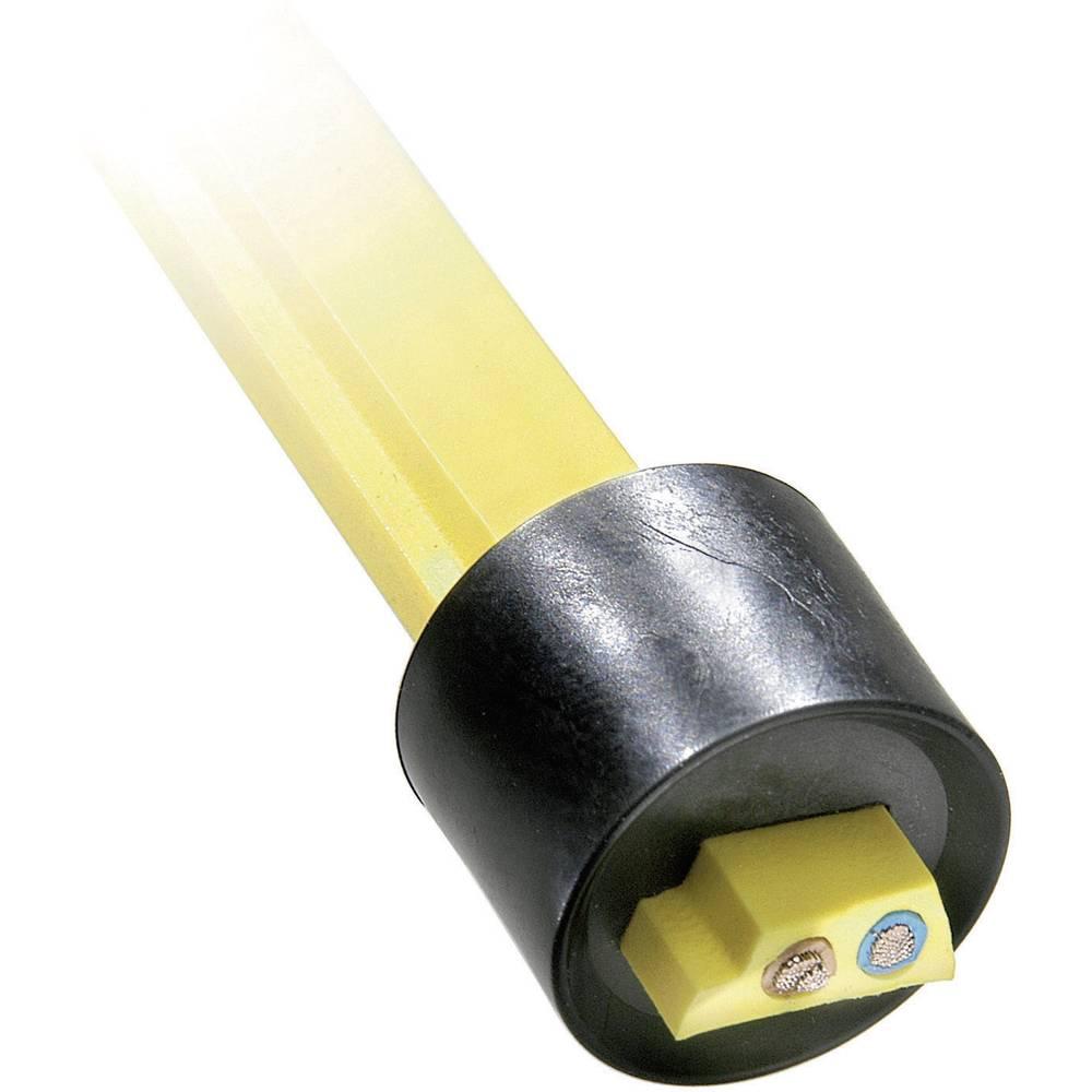 Brtveni umetak M20 elastomer crne boje Wiska SFD 20/01/ASI 1 kom