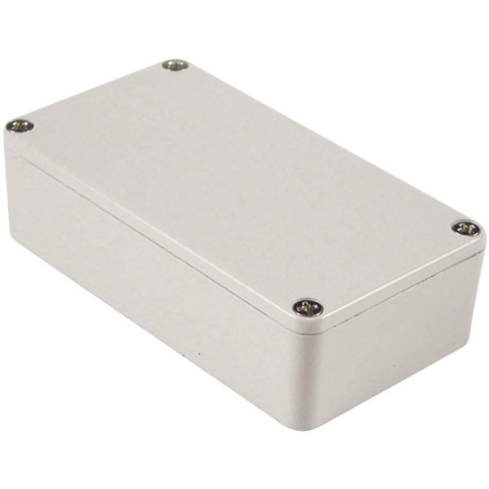 Universalkabinet 111.5 x 59.5 x 31 Aluminium Gul Hammond Electronics 1590BYL 1 stk