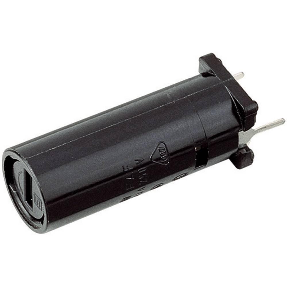 Podnožja za varovalke, 10 mm x 33.9 mm, Primerno za varovala 5 x 20 mm 31.370100