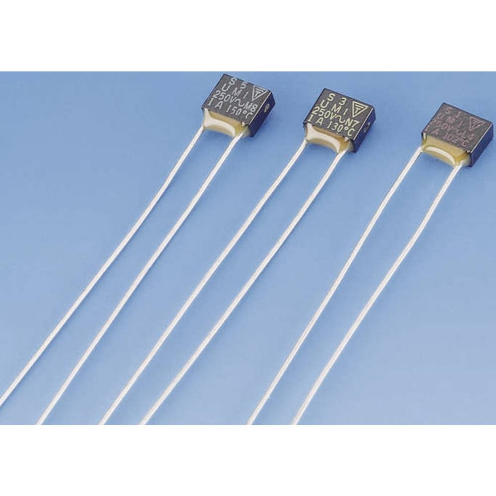 ESKA temperaturni osigurač zamotore i transformatore, struja 1 A 700.117 N3