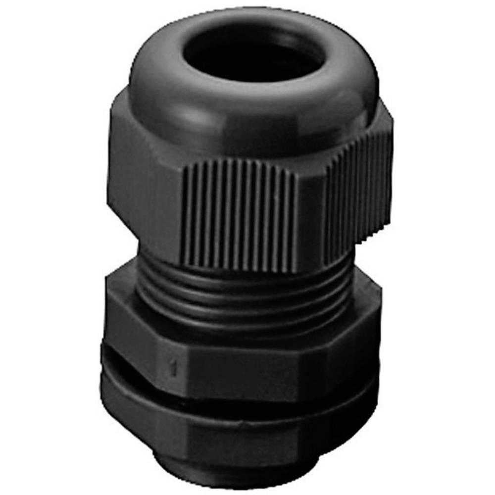 Kabelska uvodnica M20 Nylon® crne boje (RAL 9005) KSS AGR20 1 kom.