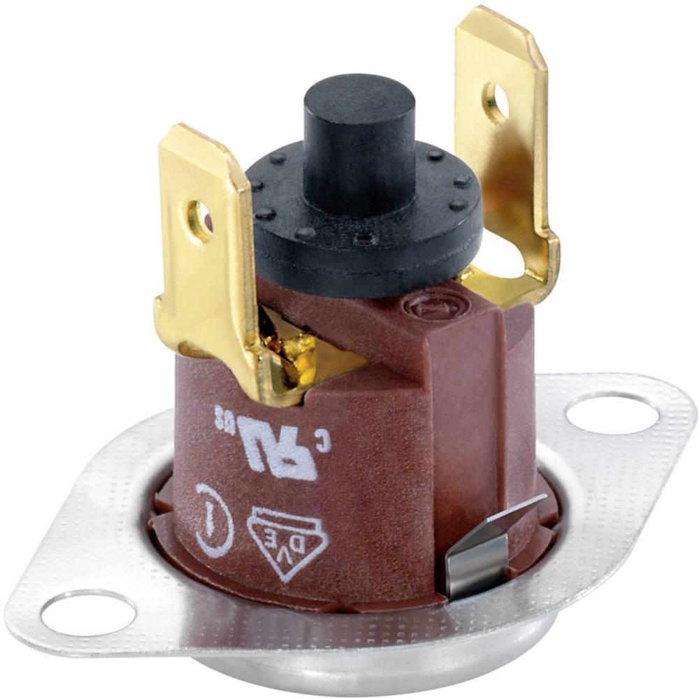 Temperatursikring IC Inter Control 162081.210D01 77 °C 10 A 230 V/AC 1 stk
