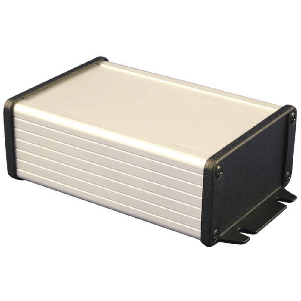 Universalkabinet 160 x 104 x 54.6 Aluminium Aluminium Hammond Electronics 1457N1602 1 stk