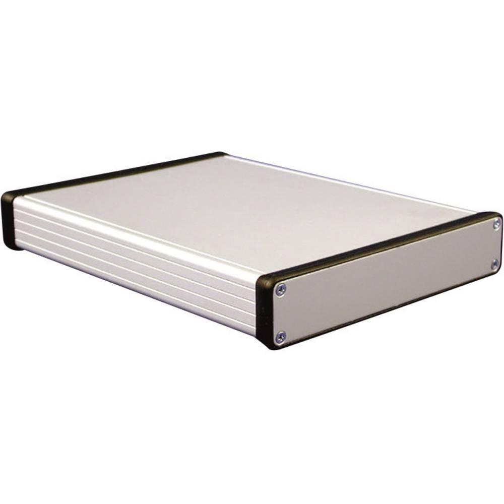 Profil-kabinet 80 x 54 x 23 Aluminium Aluminium Hammond Electronics 1455C801 1 stk