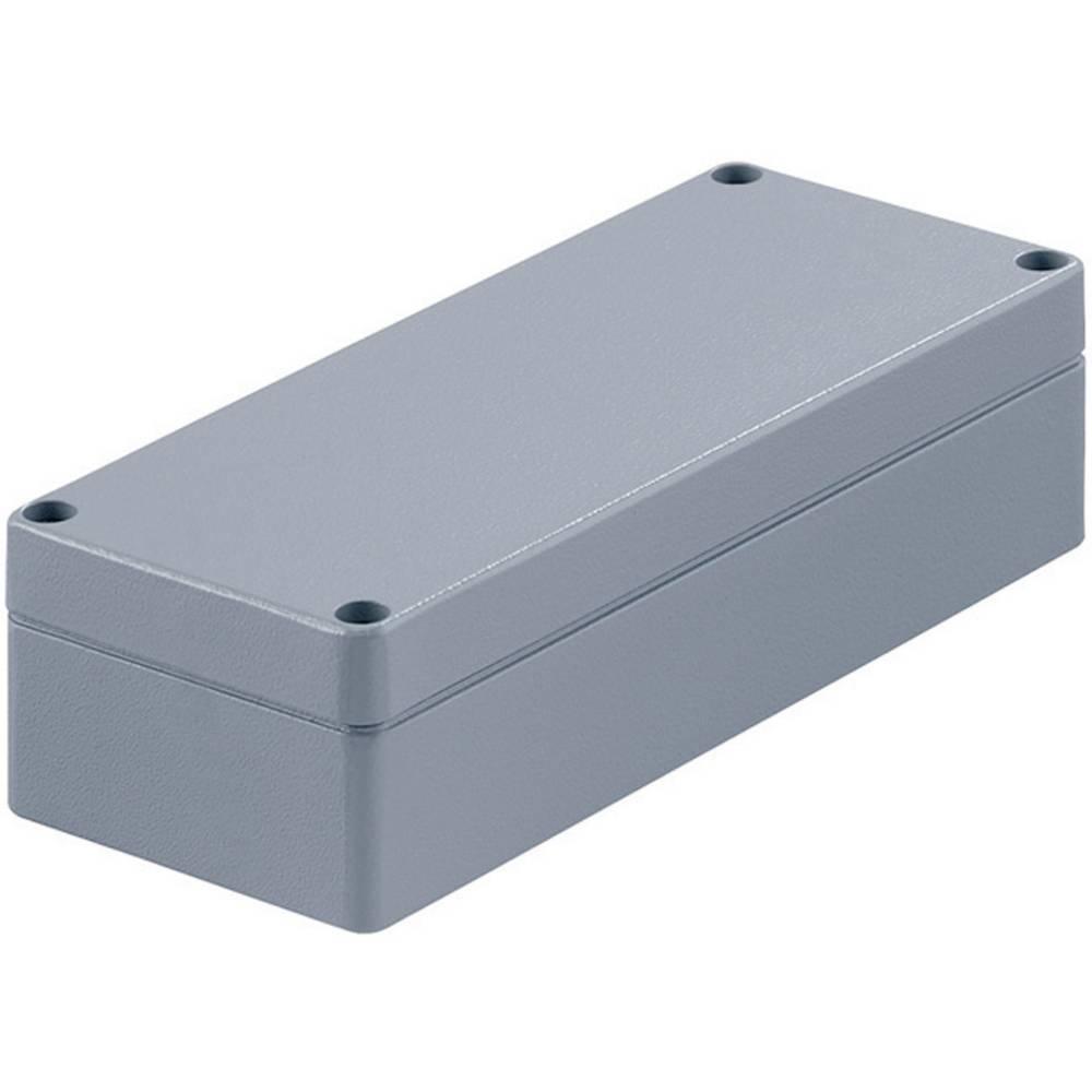 Weidmüller KLIPPON K3-Univerzalno kućište, aluminij, sivo (RAL 7001), 165x70x45mm 9529160000