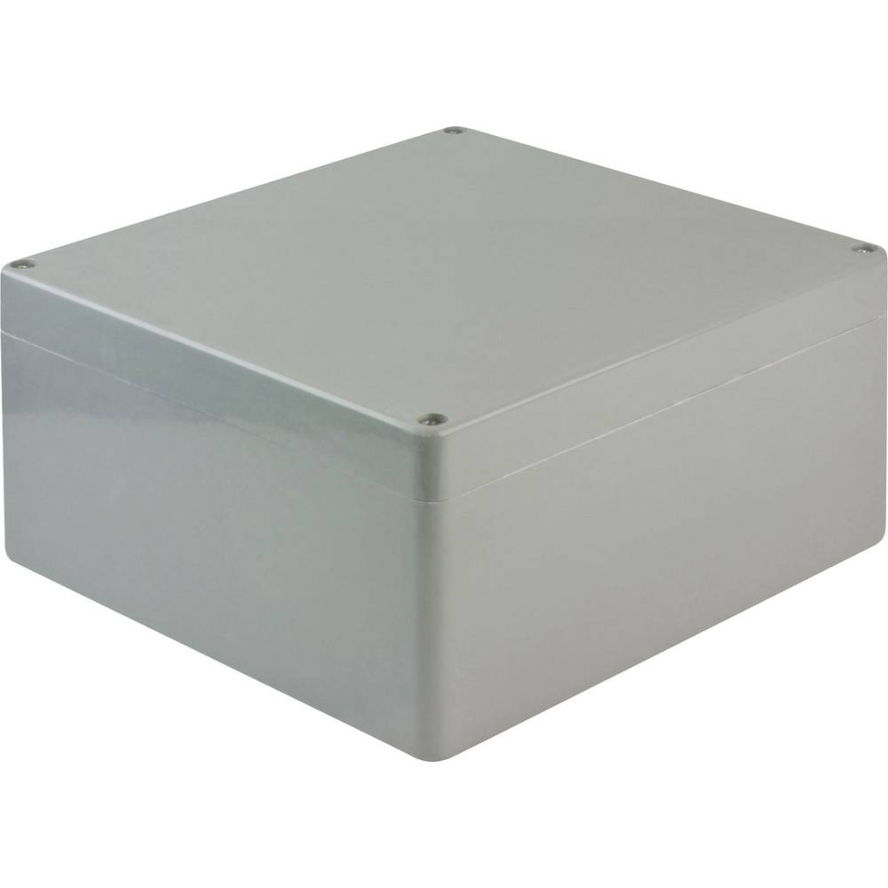 Universalkabinet 560 x 160 x 91 Polyester Sølvgrå (RAL 7001) Bopla EUROMAS P 345 1 stk