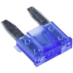 Avtomobilska mini ploščata varovalka za avto/industrijo, modra 32 V