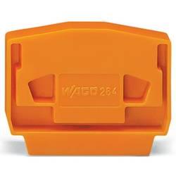 End og mellemliggende plade WAGO 25 stk