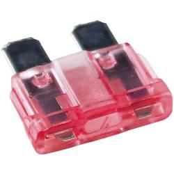 Avtomobilska standardna ploščata varovalka Conrad za avto/industrijo, roza, vtična, 32V, 4A