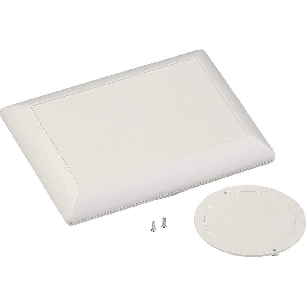 Pult-kabinet OKW Art-Case D5017247 160 x 110 x 40 ABS Gråhvid (RAL 9002) 1 Set