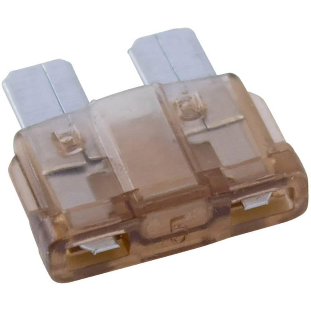 Avtomobilska standardna ploščata varovalka Conrad za avto/industrijo, bež, vtična, 32V, 5A