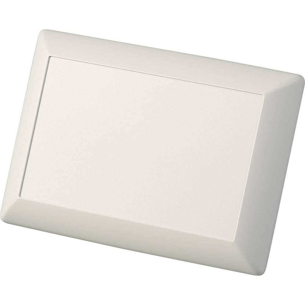 OKW D5017607-Konzolno kućište, ABS sivo/bijelo (RAL 9002), 160x110x66mm, komplet