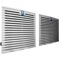 Ventilator s filtrom, sive boje (RAL 7035) (Š x V) 116.5 mm x 116.5 mm Rittal SK 3237.600 1 kom.