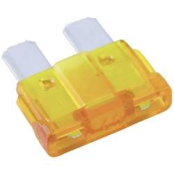 Avtomobilska standardna ploščata varovalka Conrad za avto/industrijo, oranžna, vtična, 32V, 40A