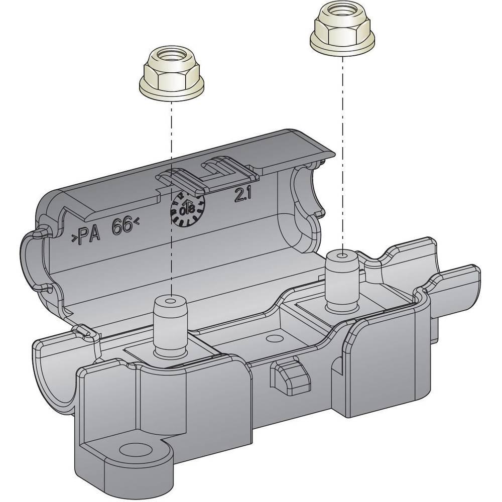 Držalo za varovalke, izdelek primeren za varovalne trakove 150 A 32 V/DC ESKA 1.003600 1 kos