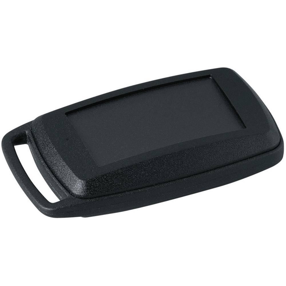 OKW Minitec D9002096-Ručno kućište, 52x32x15mm, crno, komplet