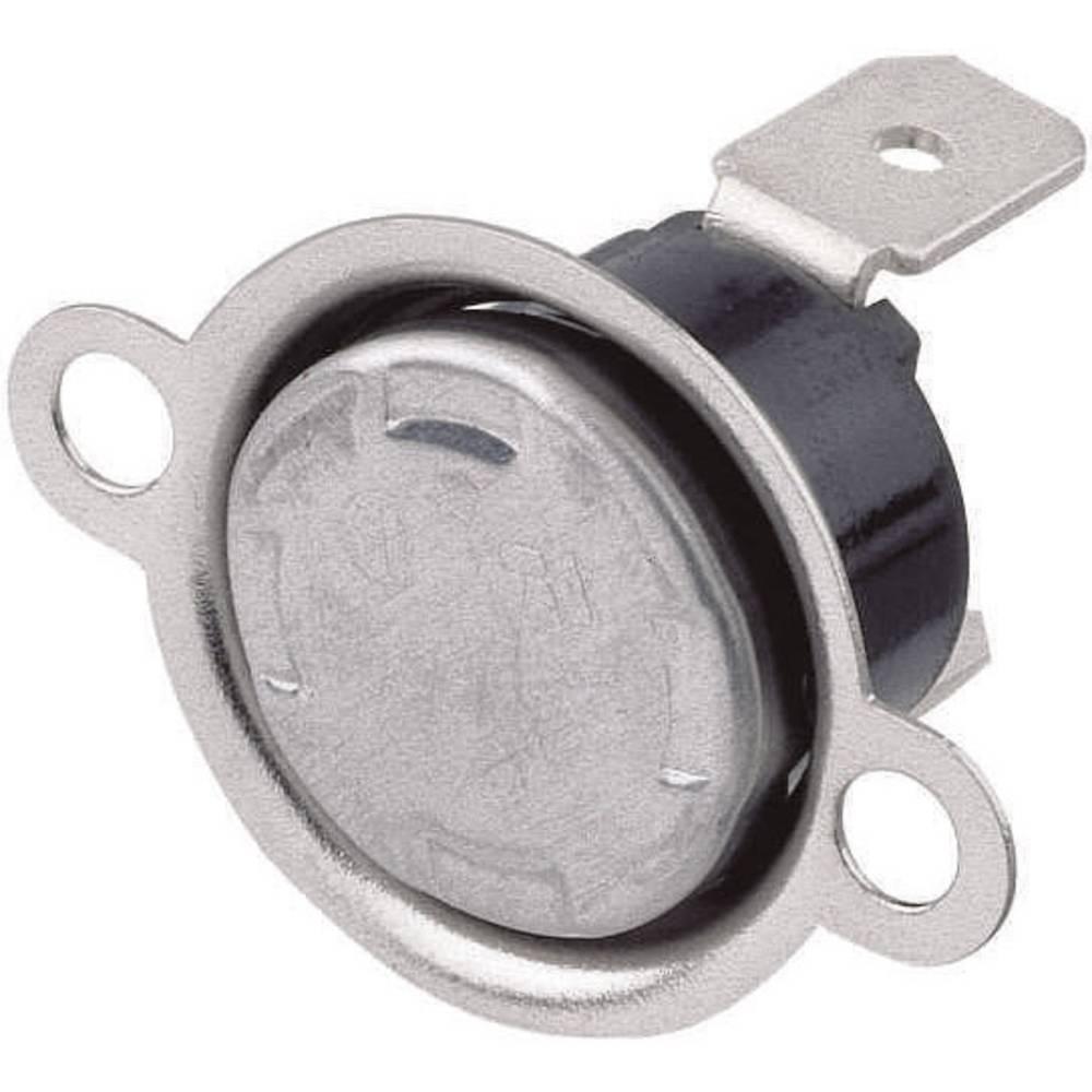 Bimetalna sklopka, temperatura otvaranja (+ 5°C): 65°C, završna temperatura: 55°C, 250 V/AC, 6A