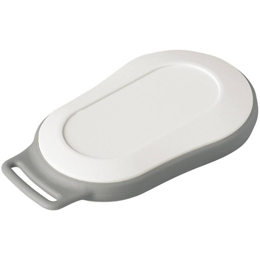 OKW Minitec D9004207-Ručno kućište, 70x44x16mm, bijelo-sivo, komplet