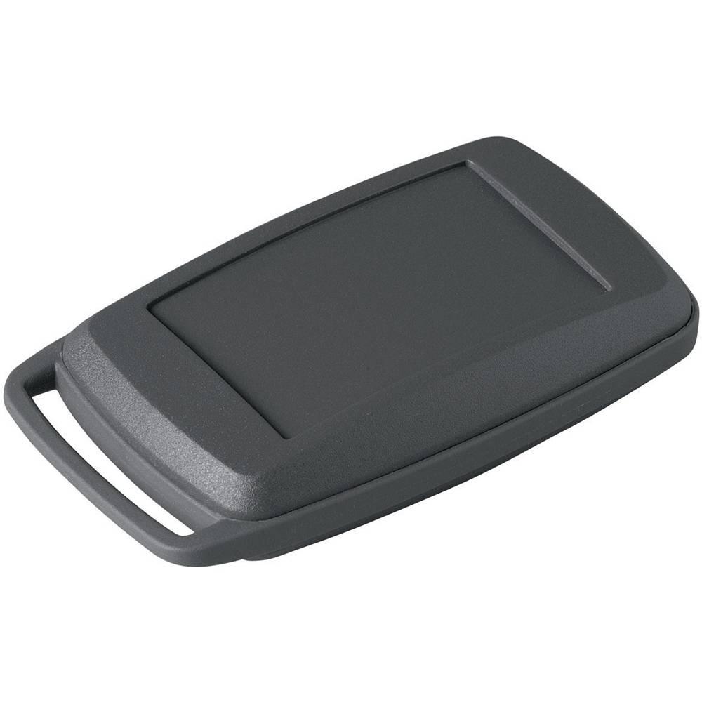 OKW Minitec D9004928-Ručno kućište, 68x42x18mm, tamno sivo, komplet