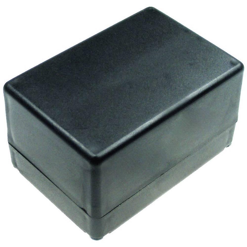 Univerzalno ohišje 72 x 50 x 42 termoplast črna barva Kemo G028 1 kos