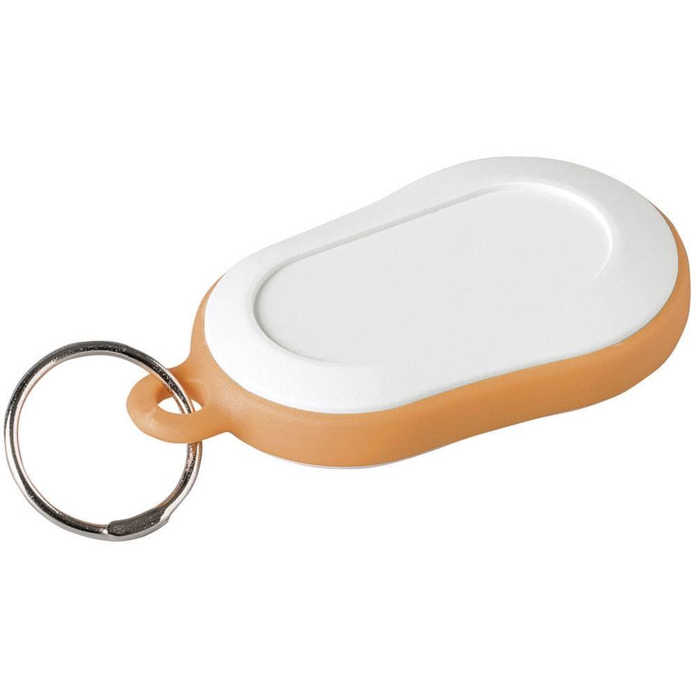 OKW Minitec D9102267-Ručno kućište, 51x32x13mm, bijelo-narančasto, komplet