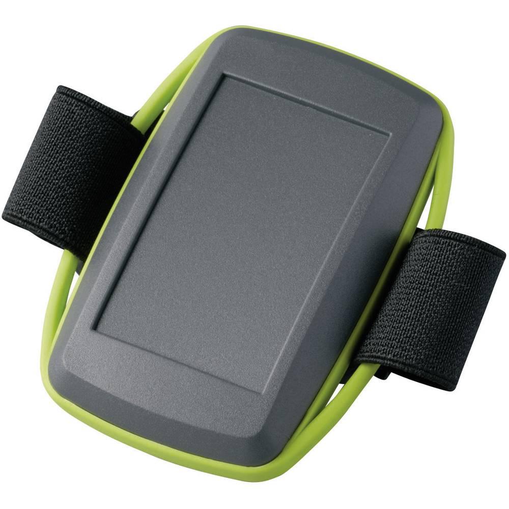 OKW Minitec D9106178-Ručno kućište, 78x48x20mm, sivo-zeleno, komplet